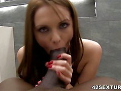 anale calze interracial