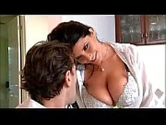 Romi Rain Fucks the Salesman