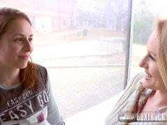 lesbianas desnudez pública masaje box truck sexo videos de de alta definición