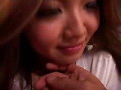 aasialainen sormitus japanilainen pikkuhousut punapää