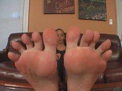 masturbation fétichisme des pieds joi diffusion