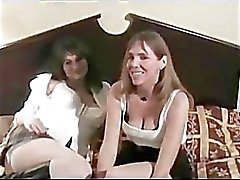 Amateur Swingers Bedroom Orgy