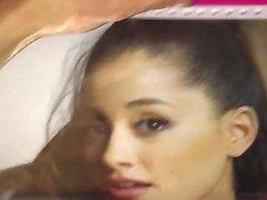 Ariana Grande Cum Tribute 23