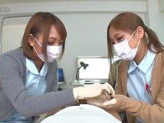 knickhandschuhe fetisch handjob dreier japanisch