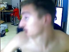 France, 2 Boys Boys Have Sex, Cumshots In Mouth (Webcam)
