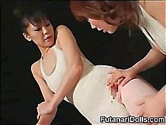 asiatico trans cazzo