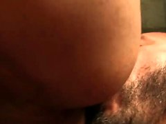 Twinks butt drilled raw