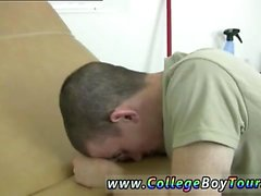 Young italian twink and boy doing blowjob in classroom gay p