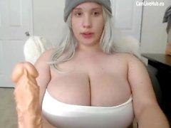masturbation étudiant gros seins amateur webcam