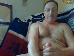 Señor 55 años rellenito pollon y lechero