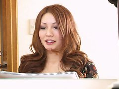 asiatico pompino sborrata facciale giapponese
