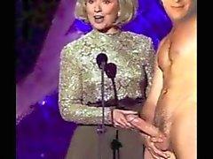 celebridades engraçado nudez em público