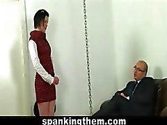 overheersing vernedering gestraft