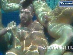 adam killian jessy ares shay michaels titanmen groupsex