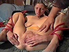 fullvuxna - toys orgasm sprutande onanera slagträ