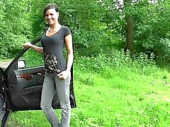 morenas faciais alemão nudez em público