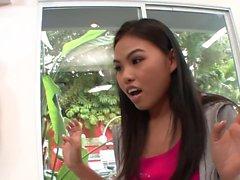 asiatisk asslick fingersättning hd