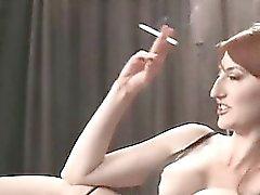Smoking Porn Hot Voluptuous Sweetie