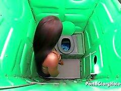 portagloryhole public à l'extérieur gloryhole