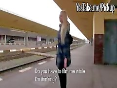 amateur grote tieten blond
