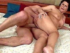 tanter hårig hardcore