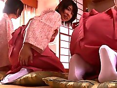 asiatisch blowjob gruppen-sex handjob