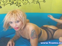 tranny pompino webcam