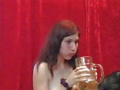 amador nudez em público alemão