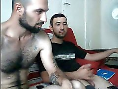 two Turks enjoy...in cam