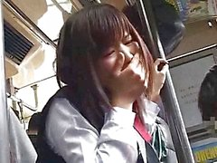 Innocent teen groped to orgasm on a bus