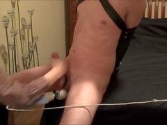 homossexual twink amador masturbação