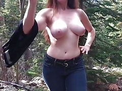 big natural tits hd videos im freien