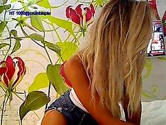 любительский блондинка соло подросток