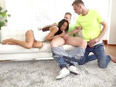 Selection of Paul Fresh with Travis and Eveline Neill Bi Czech Porn