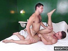 Big dick boy oral sex with cumshot