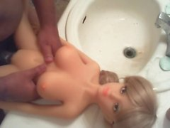 jhardy24 adulti ps4 mini giocattoli bambola 80 centimetri silicone doll
