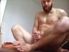 avarento músculo solo- do sexo masculino