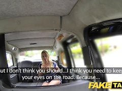 Fake Taxi New driver gives local hot blonde good anal sex