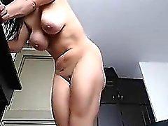 amateur big boobs brünett milf