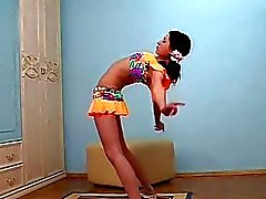 skinny teen contortion sex