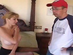 The best busty milf in the world