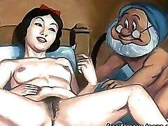 dessin animé porno dessins animés le sexe tirées célèbre