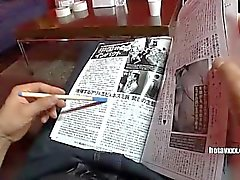 japanisch baby gegerbt blowjob