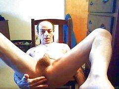 gai masturbation anale webcam