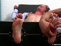 gay feticismo del piede