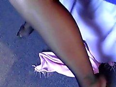 ilginçlik pantyhose - ayaklar tabanlar ayaklar