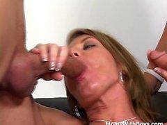 anal big boobs blowjob
