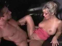 пара вагинального секса оральный секс блондинка