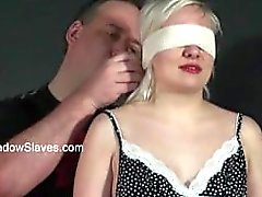 shadowslaves bdsm vorherrschaft gebunden blondine