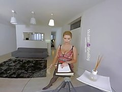 MatureReality - Busty Mom Katrin Kozy fucks her Tenant